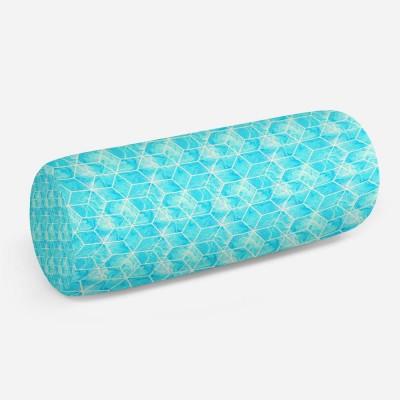 3D подушка-валик «Спокойствие моря»