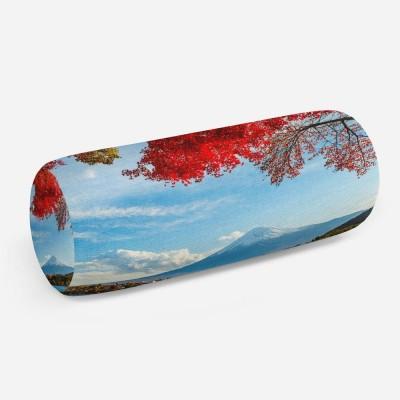 3D подушка-валик «Фудзияма»
