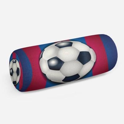 3D подушка-валик «Мяч на полосах»