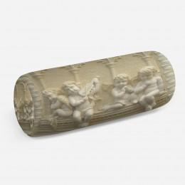 3D подушка-валик «Ангелочки»