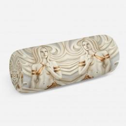 3D подушка-валик «Барельеф с нимфами»