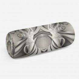 3D подушка-валик «Юные девы»