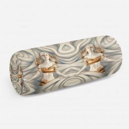 3D подушка-валик «Морские владычицы»