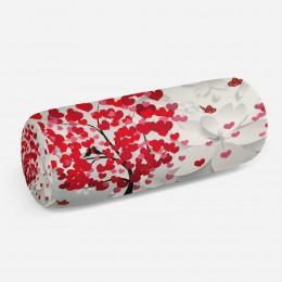 3D подушка-валик «Дерево любви»