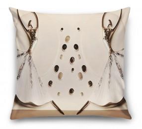 3D Подушка «Балет»