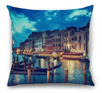 3D Подушка «Вечерняя Венеция»
