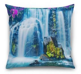 3D Подушка «Горный водопад»