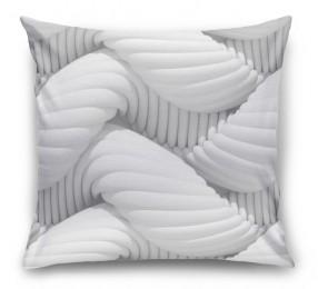 3D Подушка «Объемное переплетение»