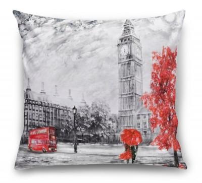 3D Подушка «Лондон Башня Елизаветы»