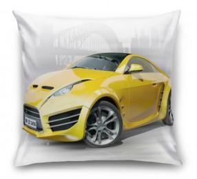 3D Подушка «Концепт автомобиля»
