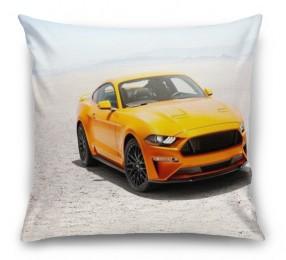 3D Подушка «Мустанг в пустыне»