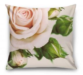 3D Подушка «Роза»