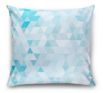 3D Подушка «Морские треугольники»