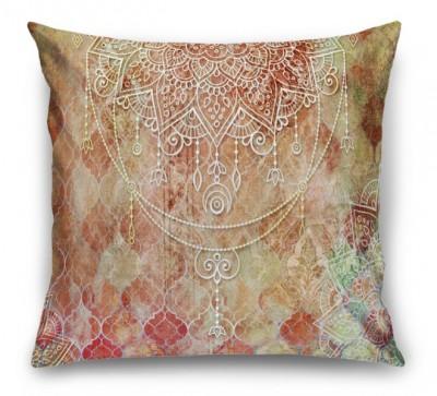 3D Подушка «Марокканский витраж»