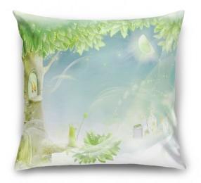 3D Подушка «Сказочное дерево»