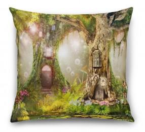 3D Подушка «Лесные феи»