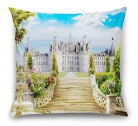 3D Подушка «Королевские владения»