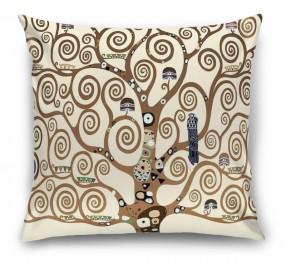 3D Подушка «Климт Густав «Древо жизни»