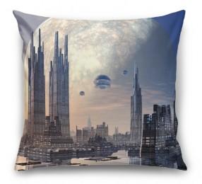 3D Подушка «Неизведанная галактика»