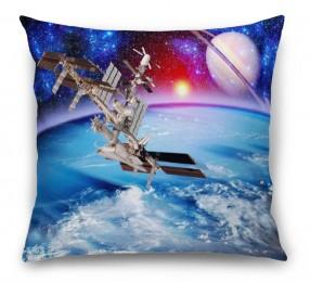 3D Подушка «Спутники»