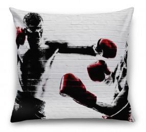 3D Подушка «Удар левой»