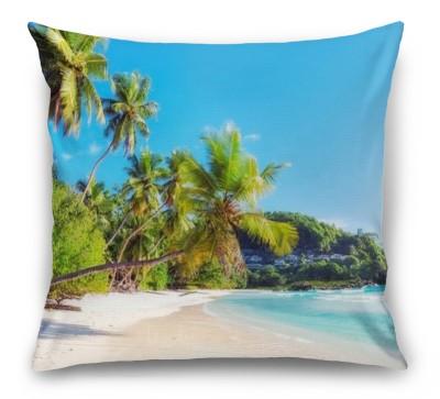 3D Подушка «Тропический берег»