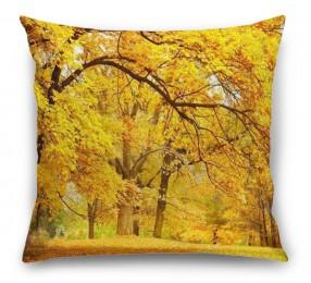 3D Подушка «Золотая осень»