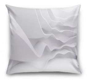 3D Подушка «Объемный фон»