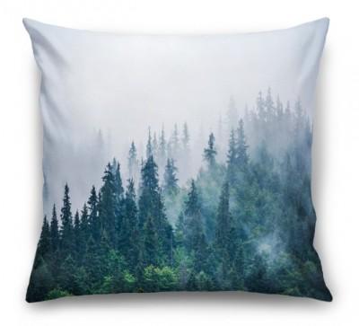 3D Подушка «Туманное утро»