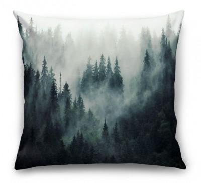 3D Подушка «Туманная чаща»