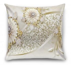 3D Подушка «Драгоценная композиция»
