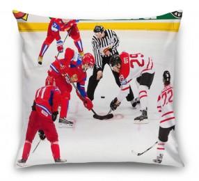 3D Подушка «Хоккей»