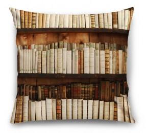 3D Подушка «Уникальная библиотека»