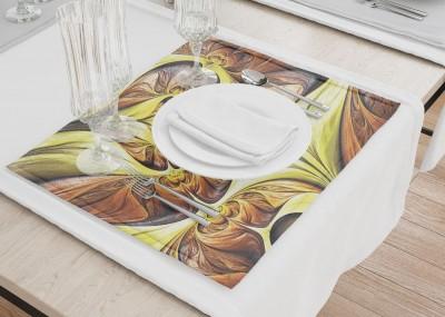 Сервировочные салфетки «Желтая абстракция»