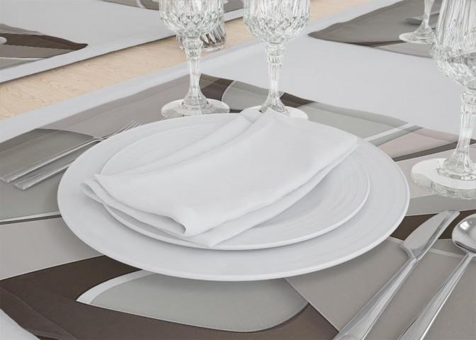 Салфетки для столовых приборов «Удивительная абстракция» вид 3