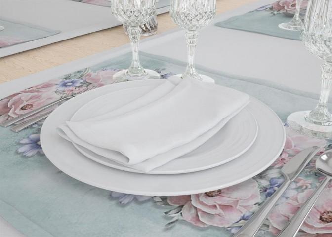 Салфетки под тарелки «Цветочная гармония» вид 3