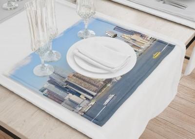 Сервировочные салфетки «С видом Нью-Йорка»