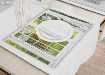 Сервировочные салфетки «Панорамное окно»