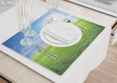 Сервировочные салфетки «Утренний зеленый луг»