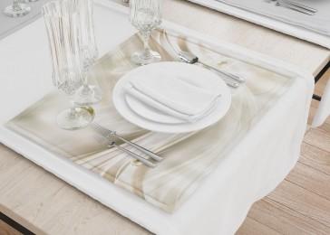 Сервировочные салфетки «Жемчужины в невесомости»