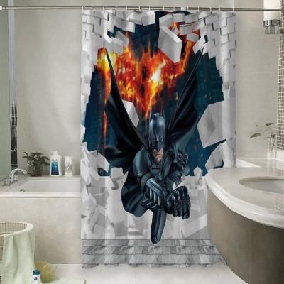 Шторы для ванной «Бэтмен»