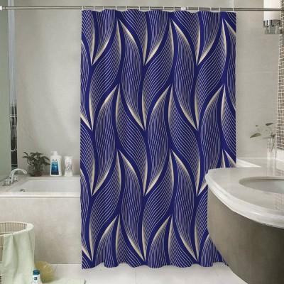 Шторы для ванной «Пурпурное золото»
