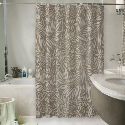 Шторы для ванной «Сдержанная красота»