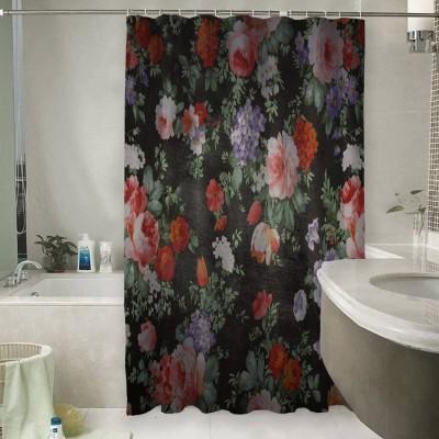 Шторы для ванной «Старинная шаль»