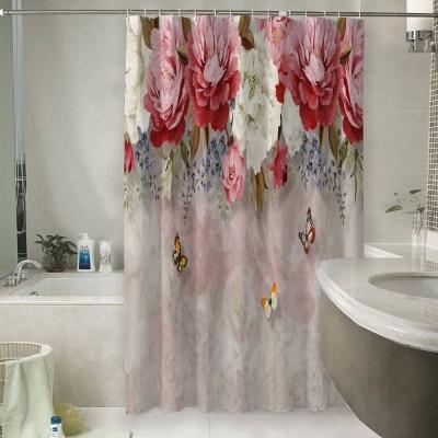Шторы для ванной «Благоухающий сад»
