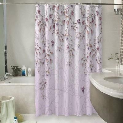 Шторы для ванной «Цветочный занавес»