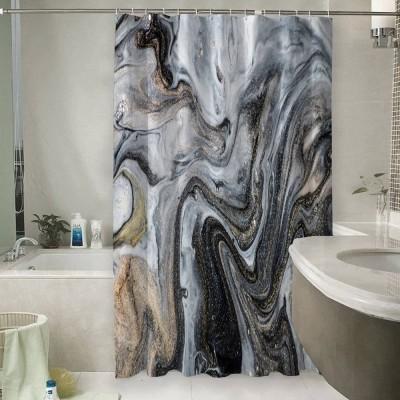 Шторы для ванной «Драгоценный срез»