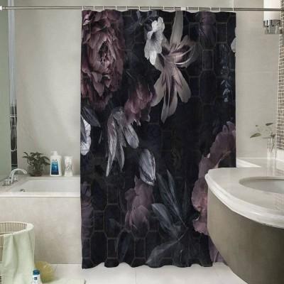 Шторы для ванной «Ночная мистерия»