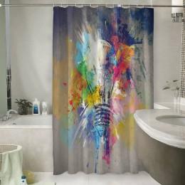 Шторы для ванной «Свежая идея»