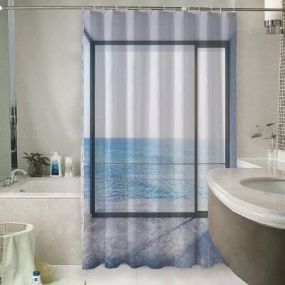 Шторы для ванной «Окно-терраса»